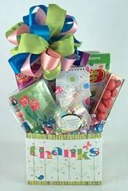 thanks gift box