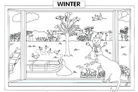 Winter Animals Coloring Pages Elegant Animal Cute Qnrfsubmission