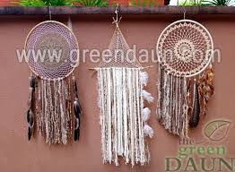 Giant Dream Catchers New Huge Large Giant Dream Catchers Green Daun