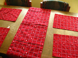 round red table mats sesigncorp