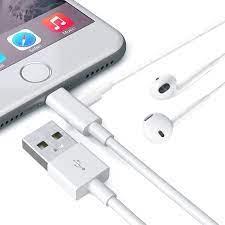 iPhone Lightning 6 7+ 8 X 11 Kulaklık Çevirici Dönüştürücü Kablo