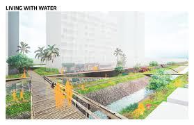 Drainage Channel Design Santa Ines Pilot Project Impression Proposal Urban Design