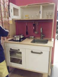Pink Small Kitchen Appliances Pink Wall Decorating In Small Kitchen Room With White Cabinet Also