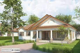 3 Bedroom House Plan   ID 13402