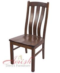raleigh amish side chair adf cherry with chocolate e