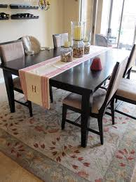 Rugs Under Kitchen Table Rugs Under Dining Table Top Round Kitchen Rug Large Round Area