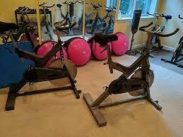 spinning exercise machine exercise