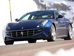 Ferrari Ff Blue 2012 Pictures Information Specs
