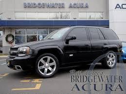 Pre-Owned 2006 Chevrolet TrailBlazer SS w/Nav SUV in Bridgewater ...