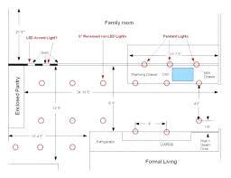 kitchen lighting layout. Showy Kitchen Recessed Lighting Layout Medium Size Of Many Lights In Small .
