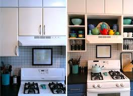 Small Picture DIY Kitchen Cabinet Makeover Zillow Porchlight