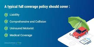 But there are different types of cover to choose from, with fully comprehensive car insurance policies offering the highest level of protection. Full Coverage Car Insurance Cost Of 2021 Insurance Com