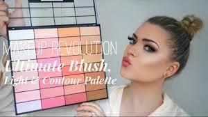 makeup revolution ultimate blush light