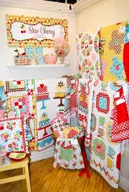 100 best LORI HOLT QUILTS images on Pinterest | Beautiful ... & Sew Cherry fabric line @Lori Bearden Holt LOVE this! Quilting ProjectsQuilting  PatternsPatchwork ... Adamdwight.com