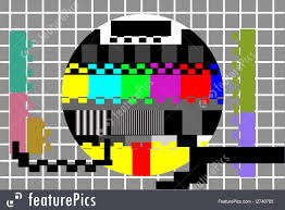 Television Test Pattern New Inspiration