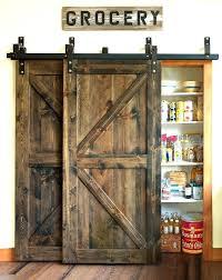 bifold barn doors barn door closet doors best rich rustic images on country style bypass intended for barn sliding closet doors remodel barn door closet