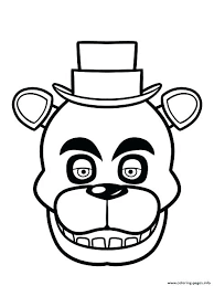 Spring Bonnie Fnaf Coloring Pages S 2 Toy Jumpscare 4 Thematic