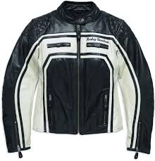 h d motorclothes harley davidson women s relay leather jacket ec 98130 17ew