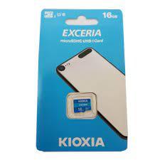 Thẻ nhớ 16GB KIOXIA Exceria microSDHC tốc độ cao - FPT phân phối - Thẻ nhớ  máy ảnh