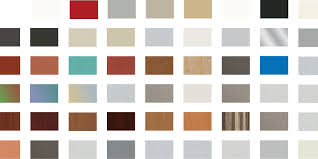 Firestone Metal Products Color Chart Color Options
