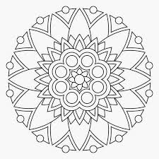 Small Picture Mandala Coloring Pages Free Printable Coloring Pages Online