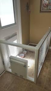 homemade dog cage ideas