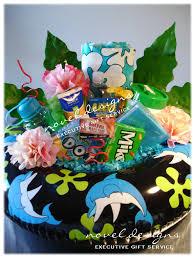 novel designs llc of las vegas custom fun in the sun gift basket custom