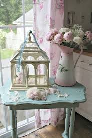 home design shabby chic furniture ideas. Robin Egg Blue Shabby Chic Table Luv The Color And Bird Cage On Top Find This Pin More Decorating Ideas Home Design Furniture