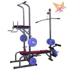 Những dụng cụ tập gym đa năng hiệu quả phù hợp tập luyện tại nhà