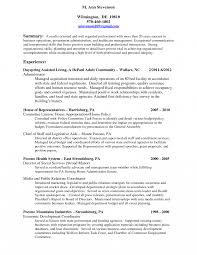 Executive Director Sample Resume Sample Resume Non Profit Organizations Www Omoalata Com Executive 8