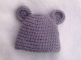 Easy Crochet Baby Hat Patterns For Beginners Extraordinary HOW TO CROCHET A VERY EASY BABY HAT TUTORIAL YouTube