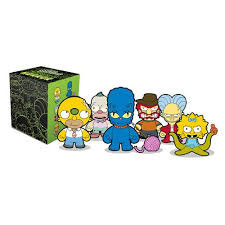 Simpsons Treehouse Of Horror Kidrobot