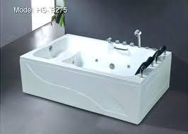 2 person jetted bathtub 2 person corner jacuzzi bathtub