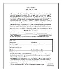 Bill Of Sale Template In Word - 9+ Free Word, Documents Download ...