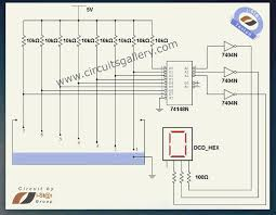 numeric water level indicator liquid level sensor circuit diagram simulation of this project