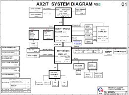 s hp motherboard schematic diagram motherboard ax2 7 hp cq62 laptop motherboaqrd schematic diagram
