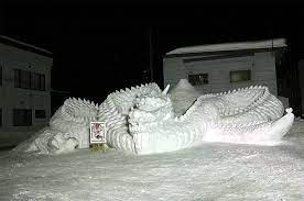 飯山 雪 まつり