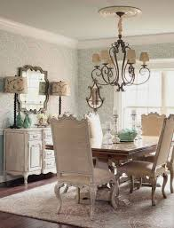 Country French Dining Room Lighting  I