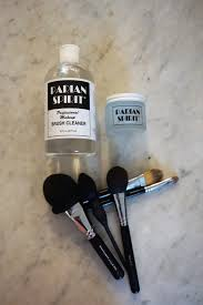 cleaning my makeup brushes has never been as easy as it is now using parian spirit i almost find it relaxing and theutic if that doesn t sound weird
