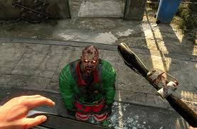 Dying Light Zombies Christmas Elf Zombie Dyinglight