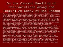 under mao zedong timeline mao zedong born on the correct handling of contradictions among the people an essay by mao zedong