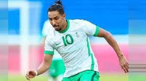 سالم الدوسري رابع لاعب يسجل للمنتخب السعودي في الأولمبياد
