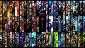 dota 2 video games heroes wallpapers hd desktop and mobile