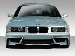 1992 BMW 3 Series E36 Front Bumpers - page-1 : Duraflex Body Kits