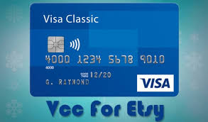 Read our article on getting paid with credit and debit cards. Give You V Credit Card For Etsy Ebay Verification By Monirgoti Fiverr