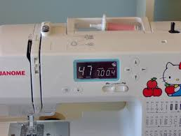 How To Thread A Hello Kitty Sewing Machine