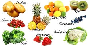 Vitamin C In Foods Chart Benefits Of Vitamin C Healthy Blab