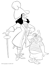 Coloring Page Peter Pan Peter Pan 50 Journaling Art Disneyl L