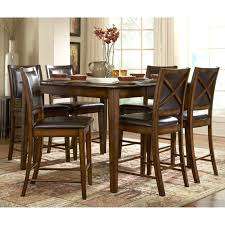 dining room tables bar height. Weston Home Verona Counter Height Dining Table - Distressed Amber | Hayneedle Room Tables Bar