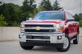 Capsule Review: 2015 Chevrolet Silverado 2500HD - The Truth About Cars